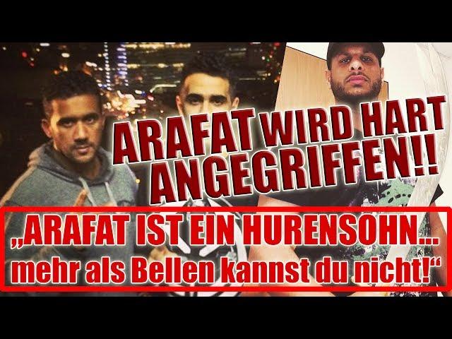 HURENSOHN!: ARAFAT WIRD HART ANGEGRIFFEN!! Purer Ernst!! Hamad45 rastet völlig aus!