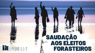 Saudação aos eleitos forasteiros   Rev. Ediano Pereira