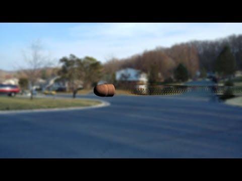Matrix Bullet Time Effect In HitFilm Pro