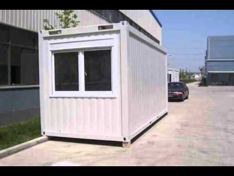 folding container house/flat pack/Movable house for living