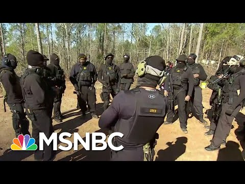 NFAC Leader On Militia Name Meaning | Craig Melvin | MSNBC