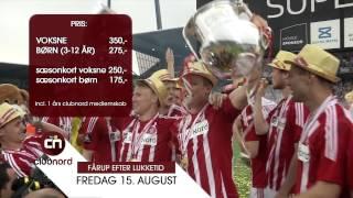 ClubNord Fårup efter lukketid