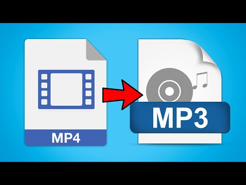 How to Convert MP4 to MP3 on Windows 10! (2021)