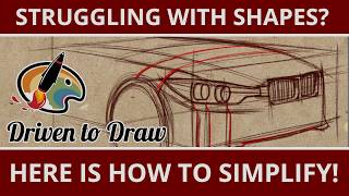 STRUGGLING WITH CREATING COOL SHAPES? HERE's HOW TO SIMPLIFY