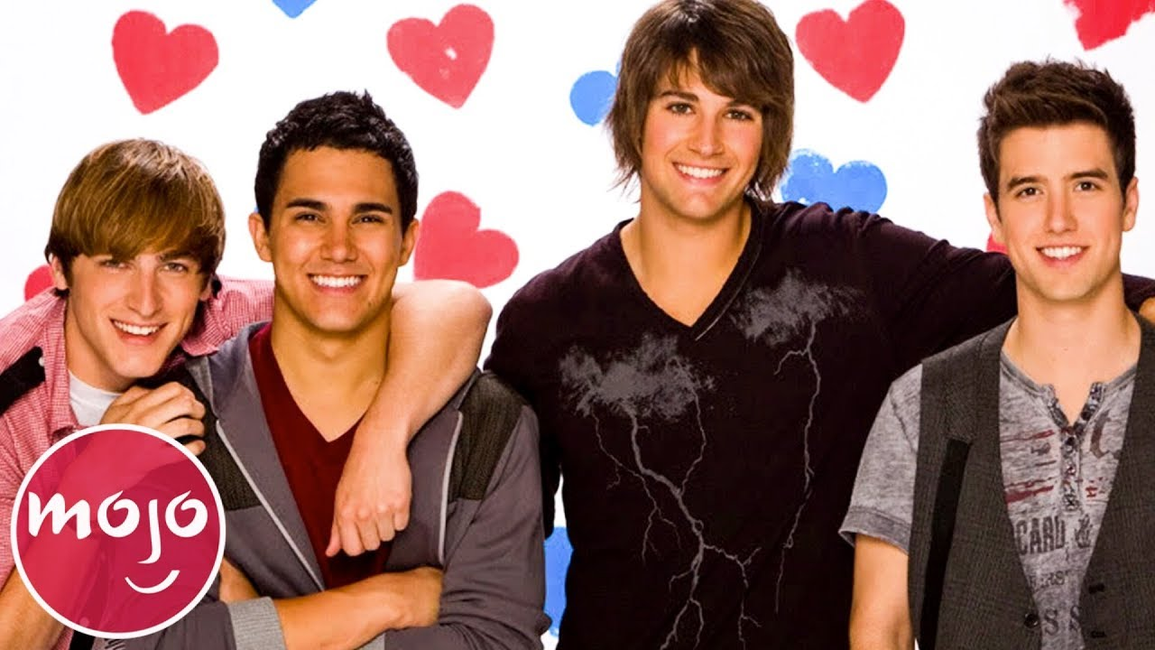 Top 10 Best Big Time Rush Songs - YouTube