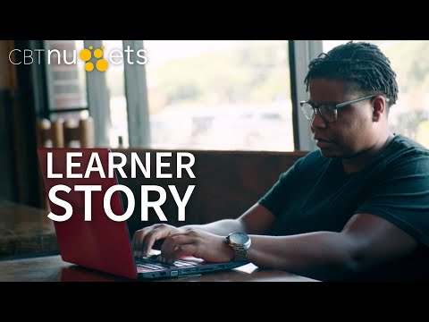CBT Nuggets Learner Stories: LaQuida Rogers