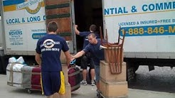 Excellent Quality Movers NYC.  Full Service Moving. Licensed and Insured.