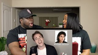 ONE GUY, 54 VOICES (Reaction) | Did He Really Do This?!?!
