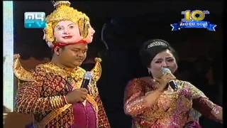 Khmer New CTN Comedy - Sang Kream Kin Kuok Neng Ta Prom - Part (4) END