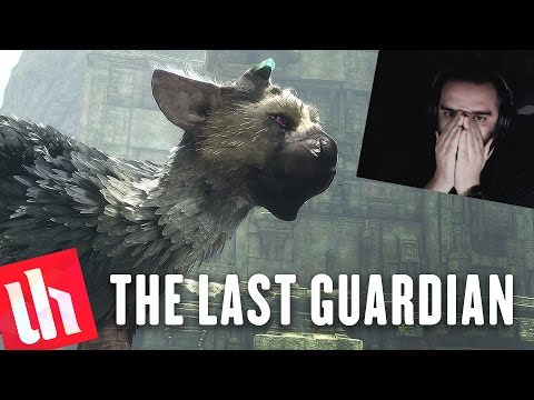 THE LAST GUARDIAN! | Unboxholics
