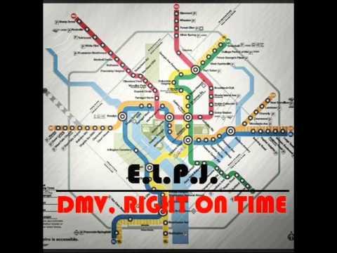 E.L.P.J. - DMV, Right On Time