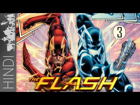 The Flash : End Of Road/Time | DC Comics In HINDI