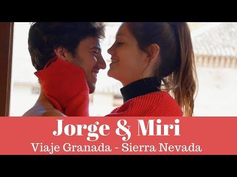 Nuestro viaje a Granada y Sierra Nevada | Jorge y Miri