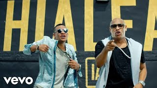 gente de zona   algo contigo  official video