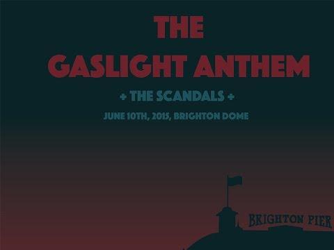 The Gaslight Anthem Poster Process