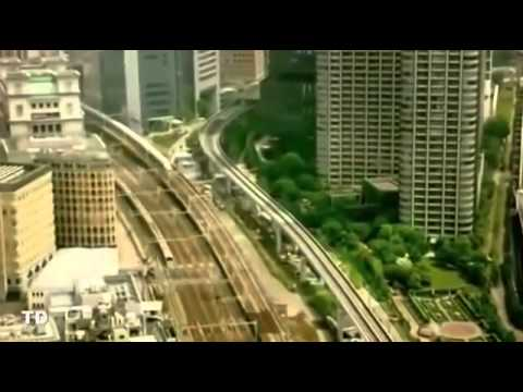 Japanese High Speed Bullet Train Full Documentary 2014