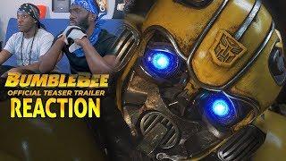 Bumblebee Official Teaser Trailer Reaction