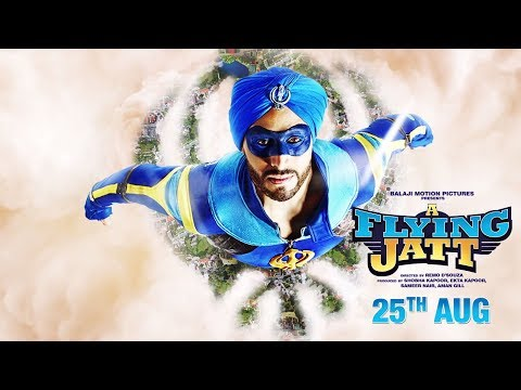 A Flying Jatt full Moive #Tiger Shroff
