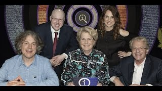 QI XL Series N Episode 12 - Noodles HD CC (15 January 2017)