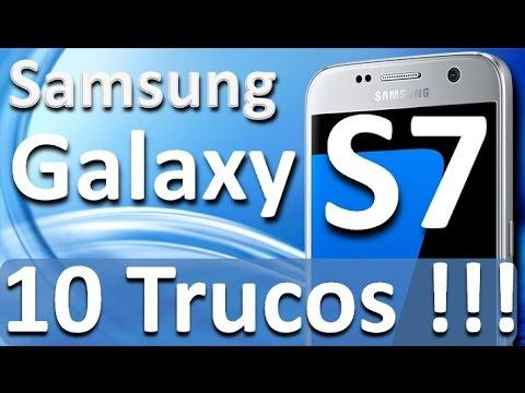 10 Trucos para Samsung Galaxy S7 y Galaxy S7 Edge Consejos Trucos y Novedades