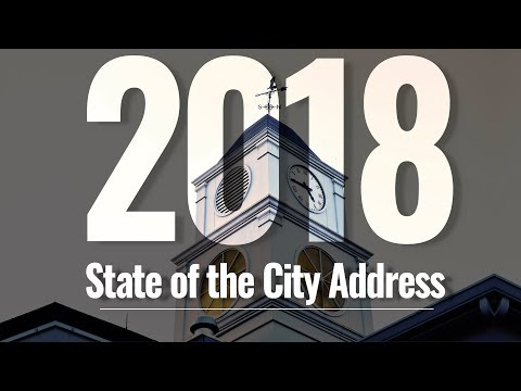 2018 Spring Hill State of the City Address