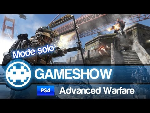 Test vidéo - Call of Duty: Advanced Warfare (Mode Solo)