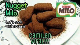 Thumbnail of Cara Membuat Nugget Milo Camilan Viral!!! cuma 4 menit