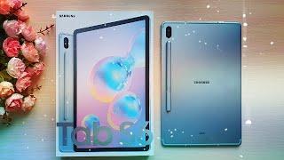 Обзор Samsung Galaxy Tab S6 / Лучший Android планшет