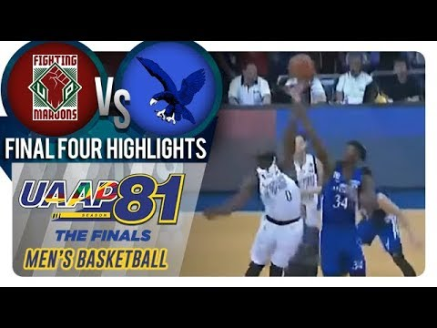 UAAP 81 MB: UP vs. ADMU | Game Highlights | December 1, 2018