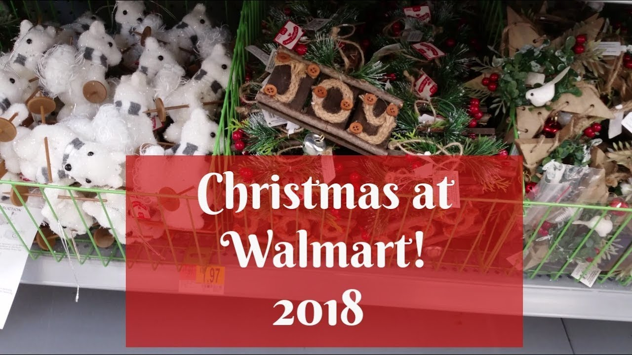walmart christmas ornaments inflatables more 2018