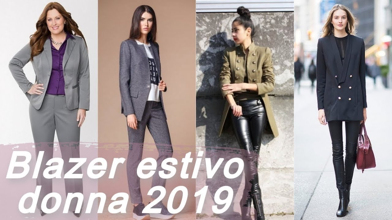 aac8298b91e73d ᐅ Migliore Blazer per Donne (2019) ⇒ Test & Classifica
