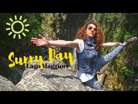 VLOG DELLA DOMENICA: Cascate di Cittiglio (lago Maggiore)  \\ VLOG VIAGGIO