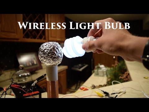 Wireless Power - Simple Tesla Coil