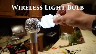 Wireless Power - Simple Tesla Coil