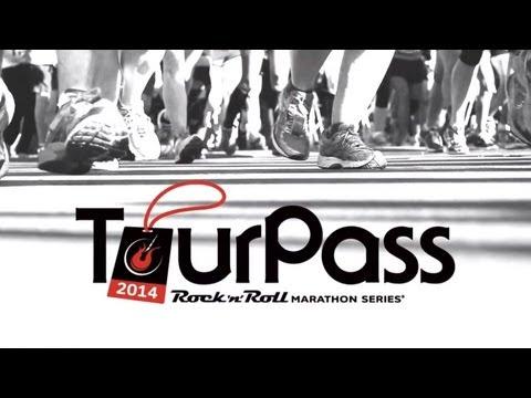 2014 Rock 'n' Roll Marathon Series TourPass
