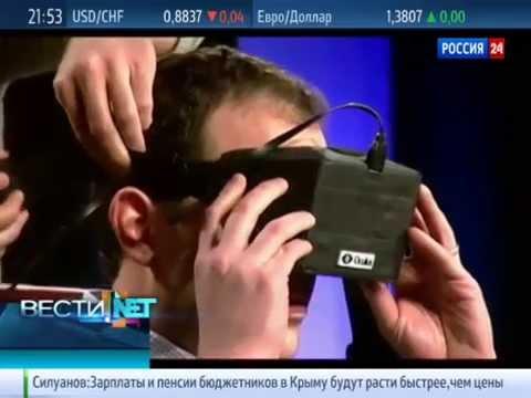 Вести.net: Facebook стал обладателем шлема-контроллера виртуальной реальности