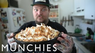 How to: Make Lemon Meringue Pie with Matty Matheson