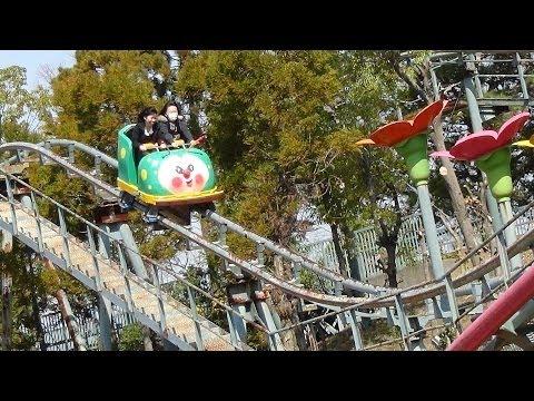 Lady Bird Roller Coaster POV Weird Adorable Little Japanese Ride New Reoma World Japan