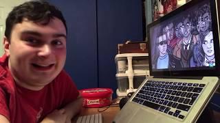 Fresh reaction to SUPER SHOWDOWN BOWL   TOON SANDW CH part 2