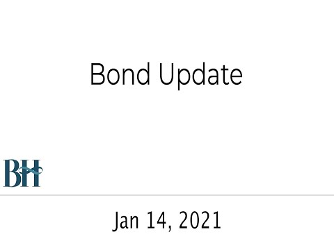 Bloomfield Hills Schools Bond Update 1-14-2021