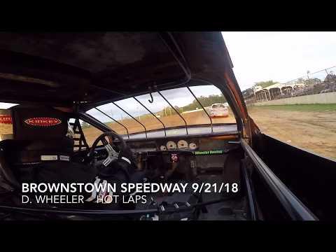 Hornet Racing: Brownstown Speedway 9/21/18