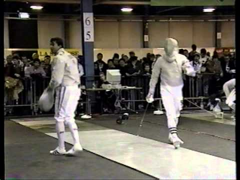 REGARD (look): 1998 World Fencing Championships Documentary