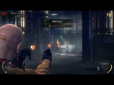 Hitman Absolution Gameplay - Part 8 - ROSEWOOD MASSACRE! -  [Walkthrough / Playthrough]