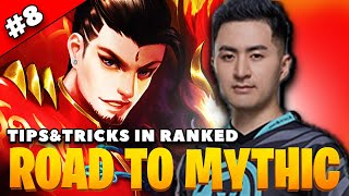 [Road to Mythic] Key to Successful Ban/Pick in Legend Rank | Mobile Legends