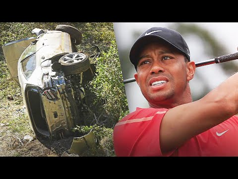 Tiger Woods Recovering After Car Crash Surgery: Will He Ever Golf Again?