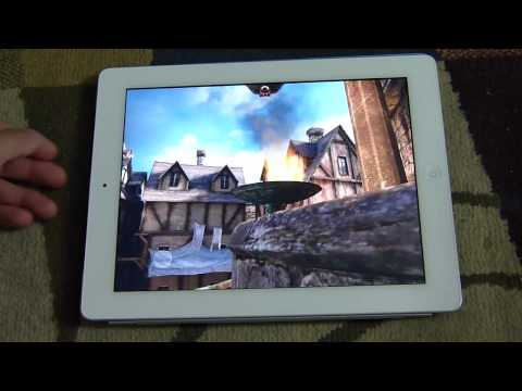 Apple iPad 2 Gaming Test