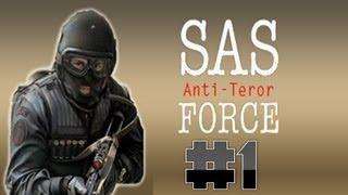 Przejdźmy Razem! SAS: Anti-Terror Force odc.01 Training Grounds