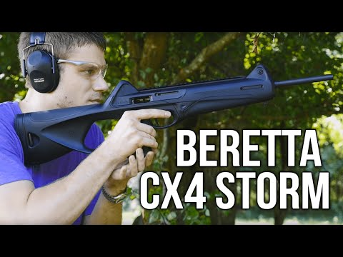 The Beretta CX4 Storm: An Underrated Carbine