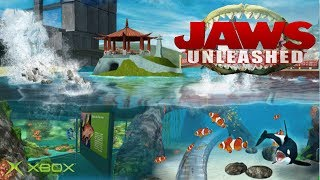 Jaws Unleashed | 100% Walkthrough | Part 2 | The Break Out