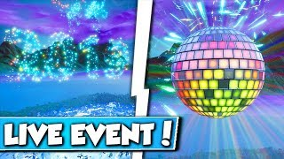 ❌NEUES LIVE EVENT in FORTNITE!!😱 - 0 UHR LIVE EVENT in FORTNITE!!